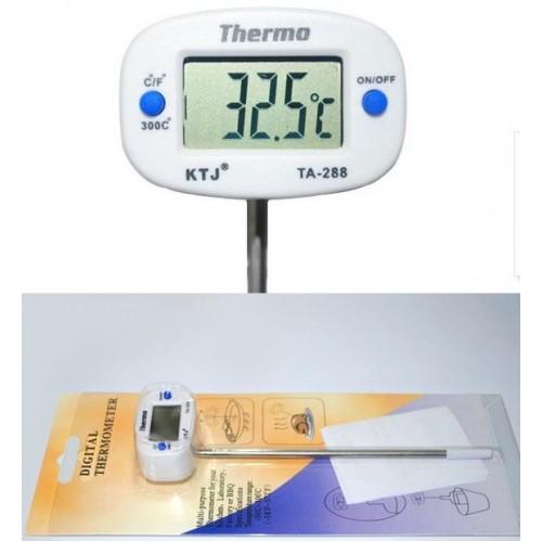 Food Thermometer Digital - Termometer Makanan D288 fb500735aba19