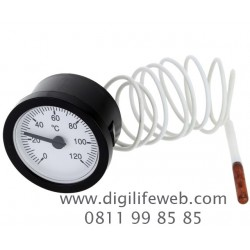 Capillary Thermometer 1.5 Meter