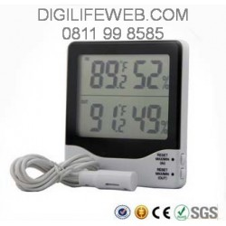 Hygrometer Thermometer DOUBLE