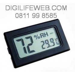 Hygrometer Thermometer VALUE