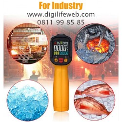 Infrared Humidity Thermometer Peakmeter