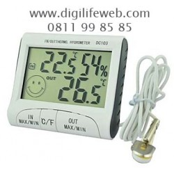 Hygrometer Thermometer DC103