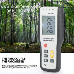 Thermocouple 4 Channel HTI HT-9815