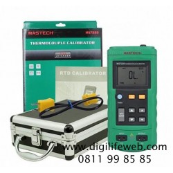 Thermocouple Calibrator Mastech MS7220