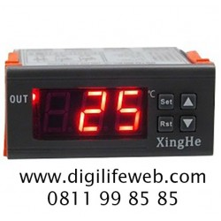 Digital High Temperature Thermostat -30 - 500c