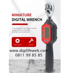 "Digital Torque Wrench 1/4"" 0.9-30NM"